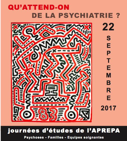 Strasbourg, 22 septembre :  Journée d'études de l'APREPA