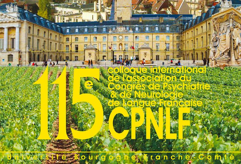Dijon, du 14 au 16 juin : le 115ème Colloque du CPNLF