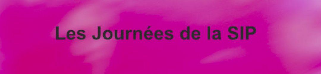 en 2017 les 36èmes Journées de la Société de l'Information Psychiatrique à Toulouse