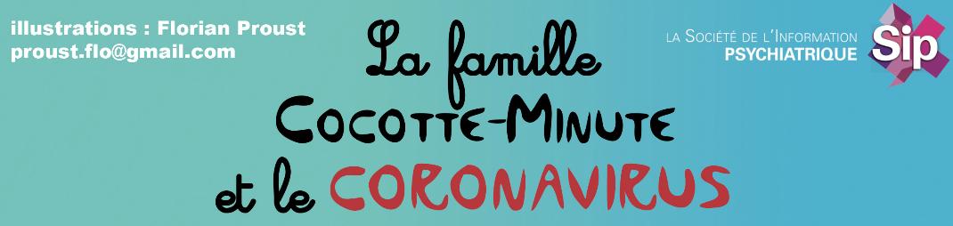 «La famille Cocotte-Minute», la suite de l'album BD diffusé par la SIP